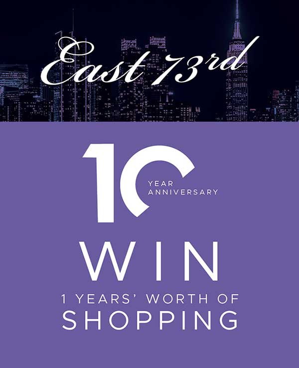 East 73rd win 1 years' worth of shopping